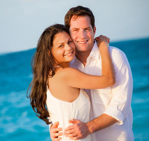 Couples portraits, Turks and Caicos Photographers