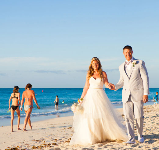 Wedding photographer, Turks and Caicos