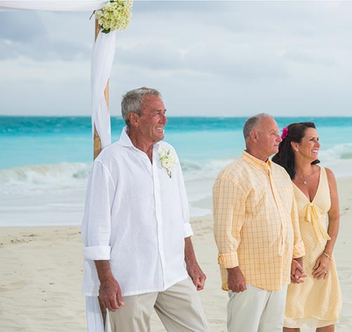Wedding Photographer portfolio, Turks and Caicos