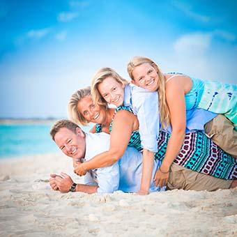 turks + caicos photographers, family portrait photographers - Turks and Caicos photographer