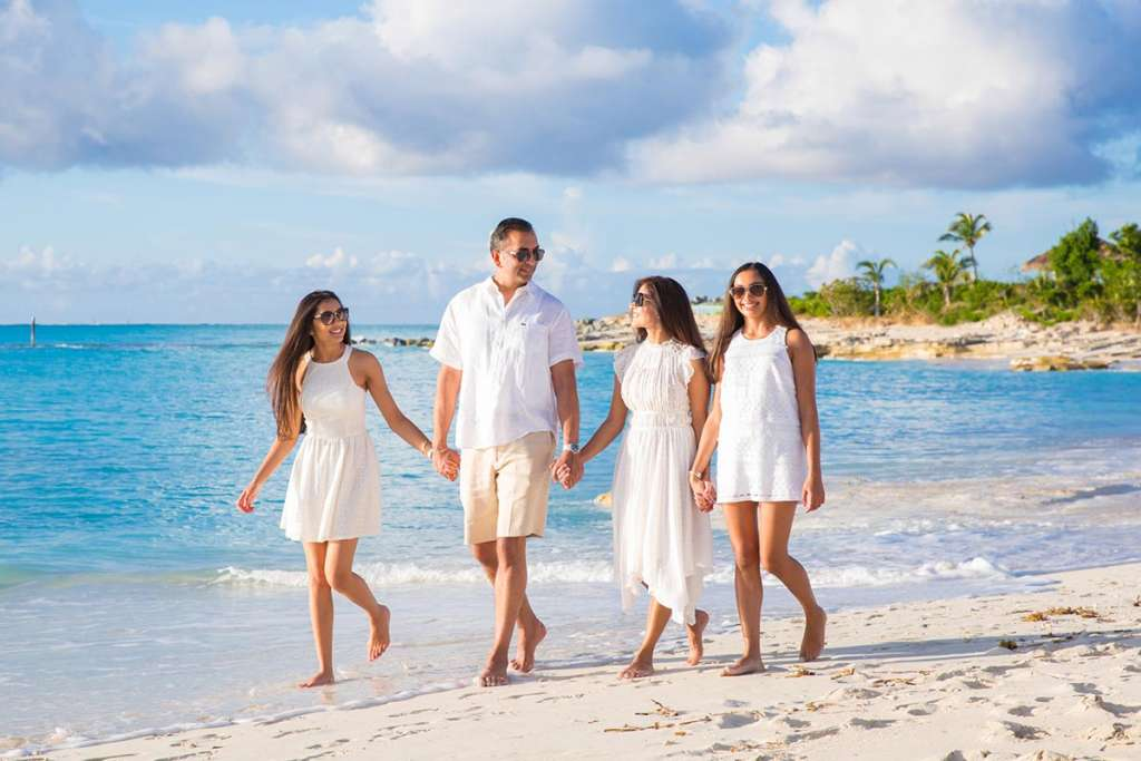 family portrait photographer Providenciales