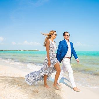 Couples- wedding photographer - Turks Caicos