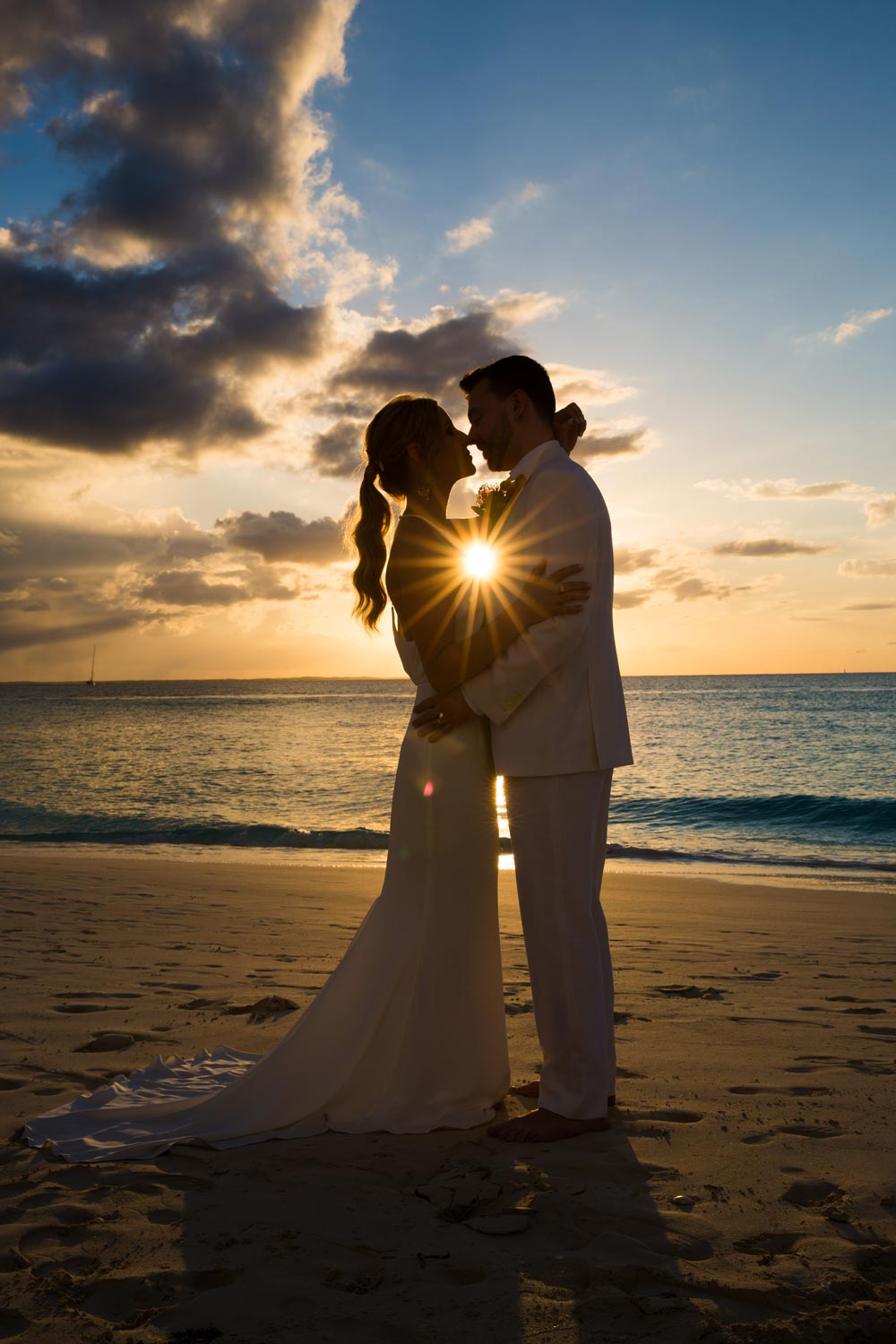 Sunset beach Romantic, Turks Caicos Photographers