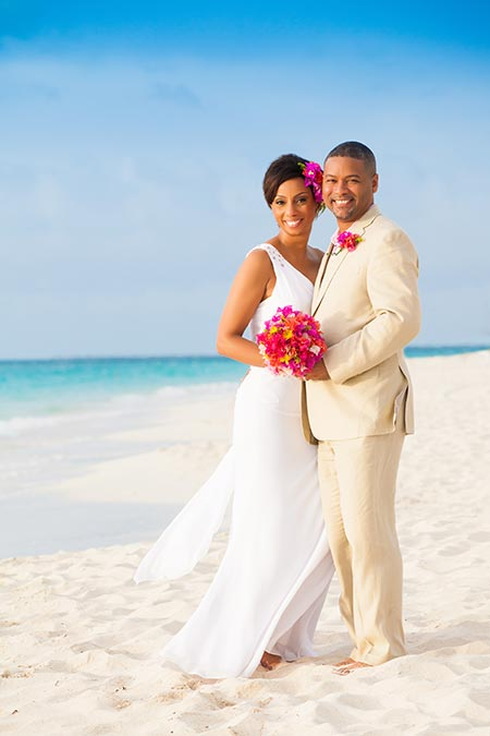 Wedding Photography - Turks and Caicos